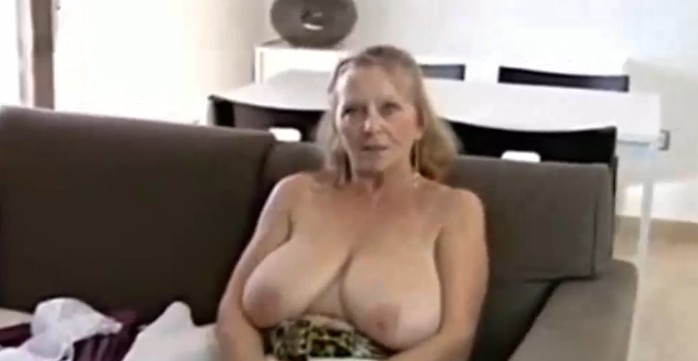 Granny marta  Private Home Clip